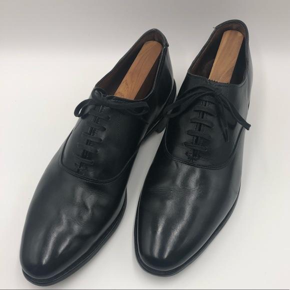 Allen Edmonds Carlyle Black Dress Shoes